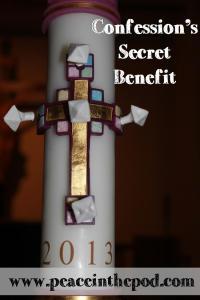 Confessions Secret Benefit