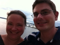Date night at National Harbor