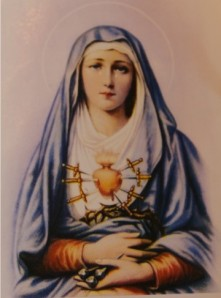 Devotion to the Seven Sorrows of Mary